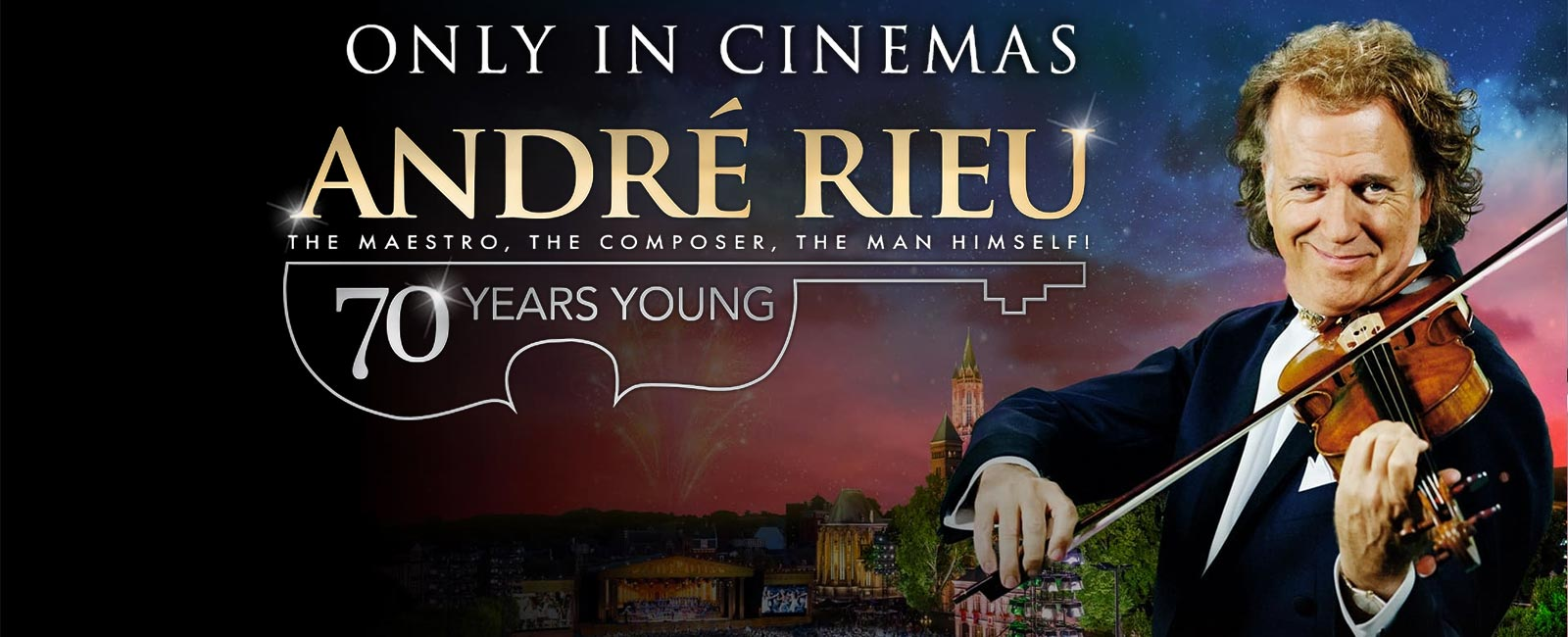 André Rieu 70 Years Young
